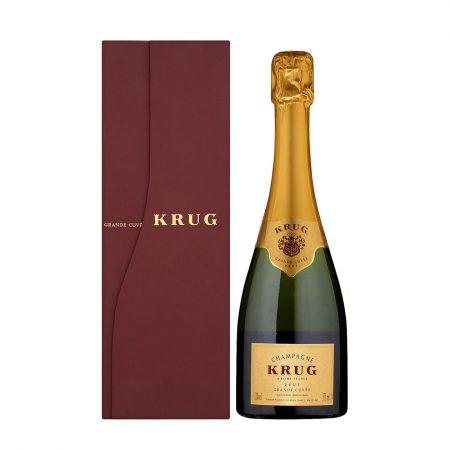 Champagne Krug Brut David Vinhos