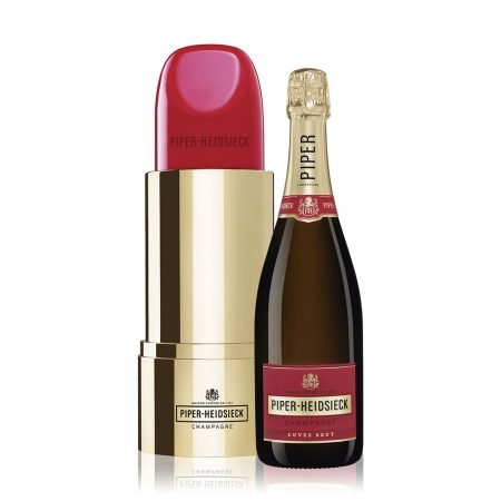 Champagne Pipper Heidsieck Brut Lipstick David Vinhos