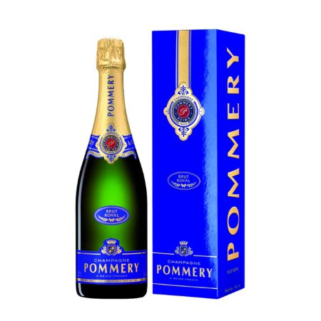 Champagne Pommery Brut Royal David Vinhos