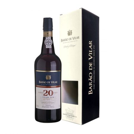 Vinho do Porto 20 Anos Barão de Vilar David Vinhos